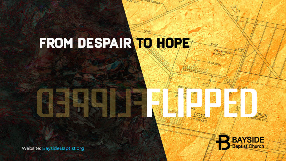 From Despair to Hope Image