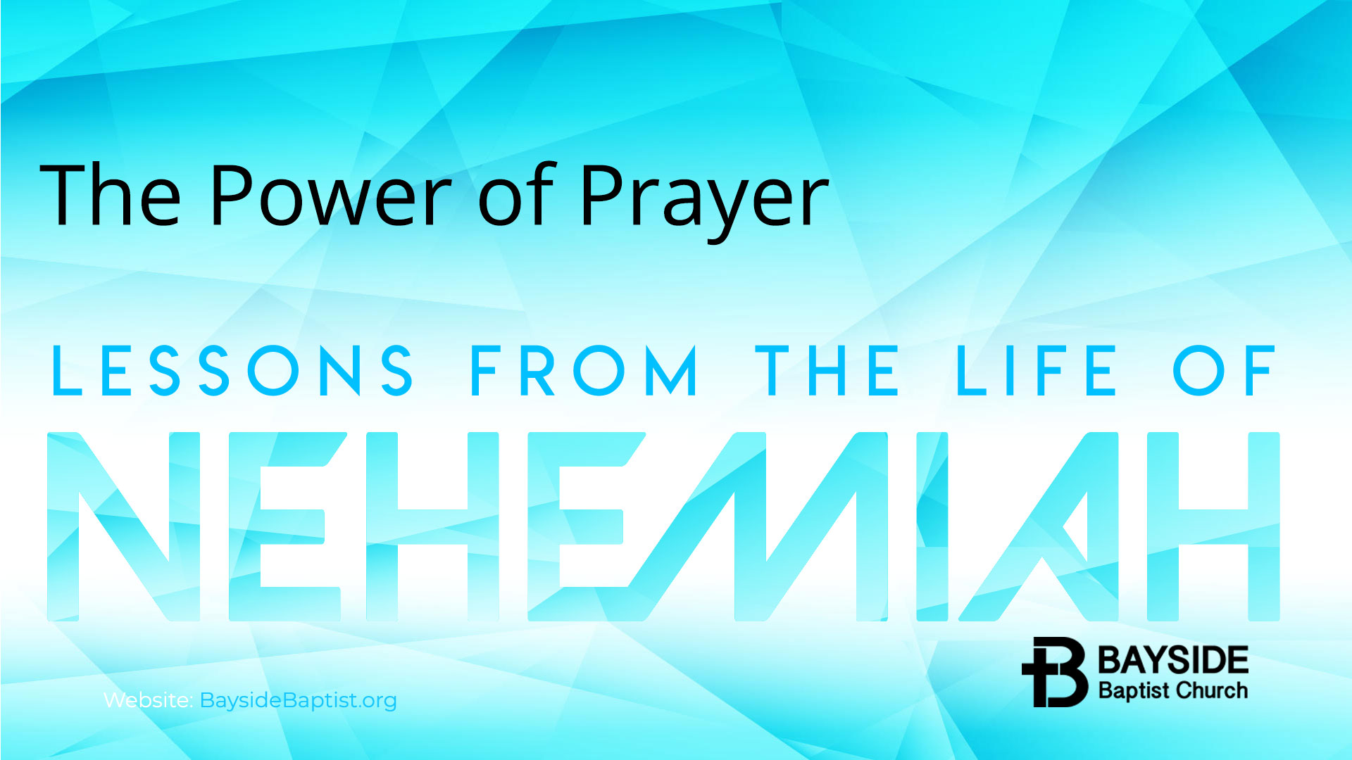 The Power of Prayer Image