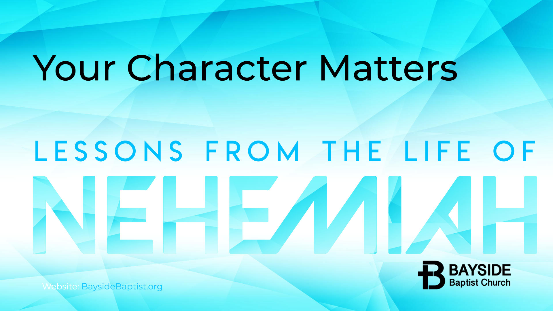 Your Character Matters Image
