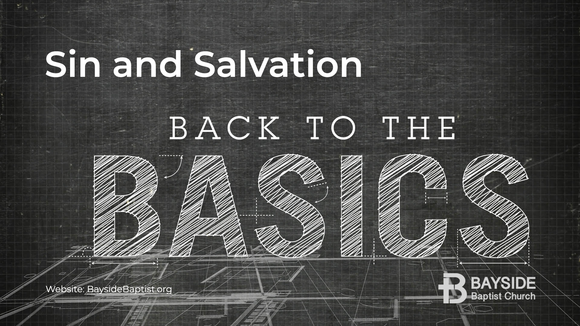 Sin and Salvation Image